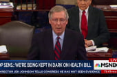 GOP health care bill authors blasted Dems...