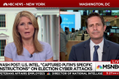 WaPo: US intel 'captured Putin's specific...