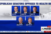 Senate could vote on healthcare bill this...