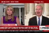 Van Hollen: GOP health care bill 'rotten...