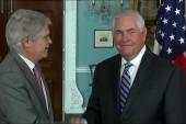 Matthews: Who's Secretary of State?...