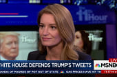 Katy Tur on covering Trump: No journalist...