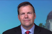 Kris Kobach on Voter-Fraud Panel: 'Why Not...