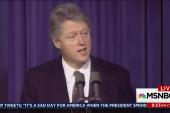 Clinton critic spotlighted in Trump scandal