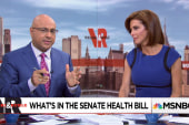 Senate health bill focuses more on tax breaks