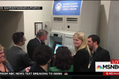How Republicans used an ATM to hide from...