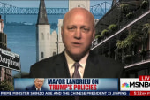One-on-one with Mayor Mitch Landrieu