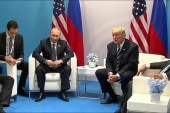 Trump met Putin, but what happened at the...