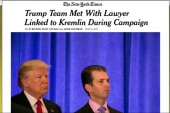 Report: Trump team met with Russian lawyer...