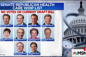 Will Senate GOP Pass Health Care Bill...