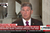 Manchin on Russia probe: We need to get...