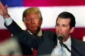Trump Jr. on Promised Clinton Dirt: 'I...