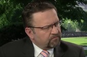 Gorka: Administration Hopes to Collaborate...