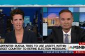 Russian 2016 propaganda likely needed US help