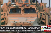 With ISIS defeated in Mosul, US eyes exit