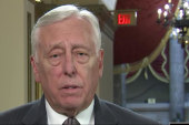 Rep. Steny Hoyer: Don't Blame Democrats...