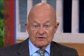 James Clapper: Trump is making Russia...