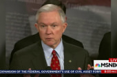 Trump lashes Sessions, Justice officials