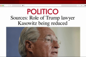 New shake-ups ahead for Trump outside...