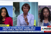 Trump's voter fraud panel holds first...