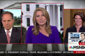 3 remaining questions Jeremy Bash has from...