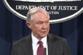 Trump considering replacing Sessions: reports