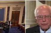 Sen. Sanders: Trump 'Very Unfit' to be...