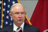 Sessions Takes Strong Stance On Sanctuary...