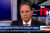 Jeremy Bash on Trump's Sessions jabs: This...