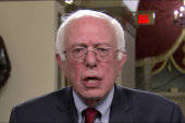 Bernie Sanders: GOP is now a right-wing...