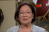 Hirono: I'm now an American with pre...