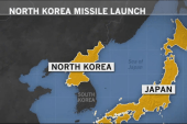 Pentagon: North Korea Launches Another...