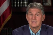 """Sen. Manchin: """"We're all losers"""" after..."""