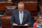 Sen. Schumer: Trump Remarks on Obamacare...