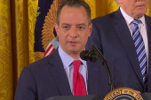 Trump Announces Priebus out as Chief of Staff