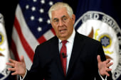 Tillerson: Trump, Putin Discussed Syria...