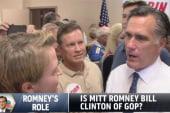Is Mitt Romney the GOP's Bill Clinton?
