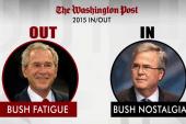 Bush nostalgia is in, says Washington Post