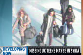 Missing UK teens may be in Syria