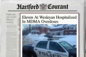 College students hospitalized after...