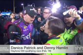 'Say What?' Danica Patrick vs. Denny Hamlin