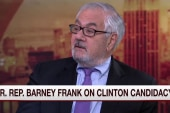 Frank: People don't care about Hillary email