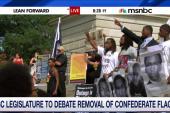 SC legislature to debate flag removal