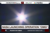 NASA launching operation 'OMG'