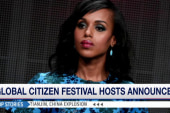 A-list celebs host Global Citizen Festival