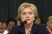 Hillary Clinton ducks '13 Hours' criticism