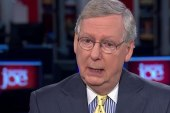 Mitch McConnell on his book, Trump and 2016