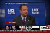 Priebus warns: Get on Trump train - or else