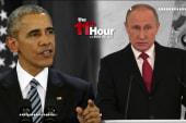 NBC News: Obama & Putin spoke over red...