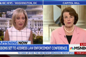 Feinstein: Firing Sessions is a 'red zone'...